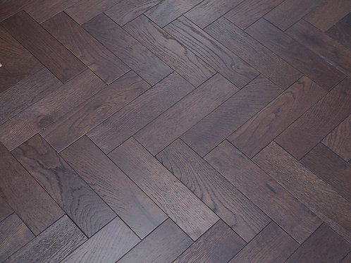 Engineered Herringbone Flooring TG Walnut Colour BV-B1885