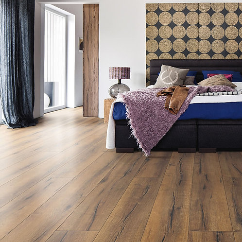 HARO Gran Via Oak Italica Smoked-Extra Wide Laminate