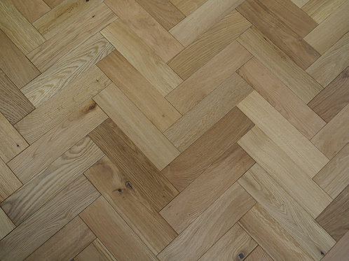 Engineered Herringbone Flooring TG Brushed Lacquered  BV-B1886