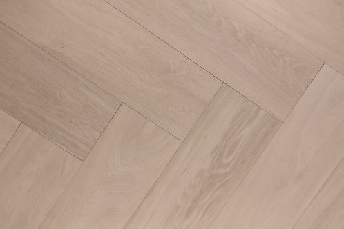 Engineered Click Herringbone Flooring UNFINISHED BV-H1454