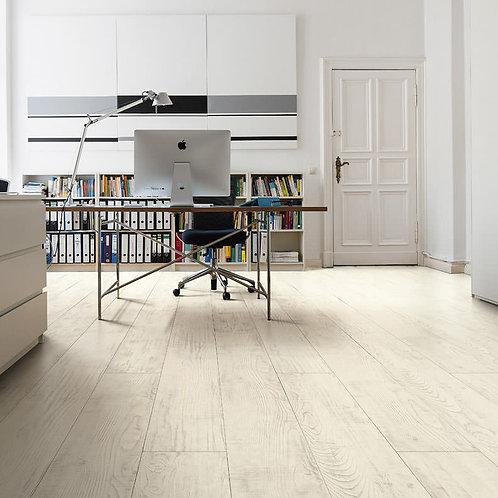 HARO Gran Via Chestnut Bianco-Extra Wide Laminate