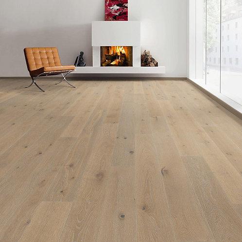 HARO Plank 1-Strip 4V Oak Sand Brown limewashed Sauvage brushed