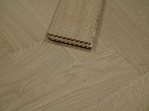 Engineered Herringbone Flooring TG Unfinished BV-B1884