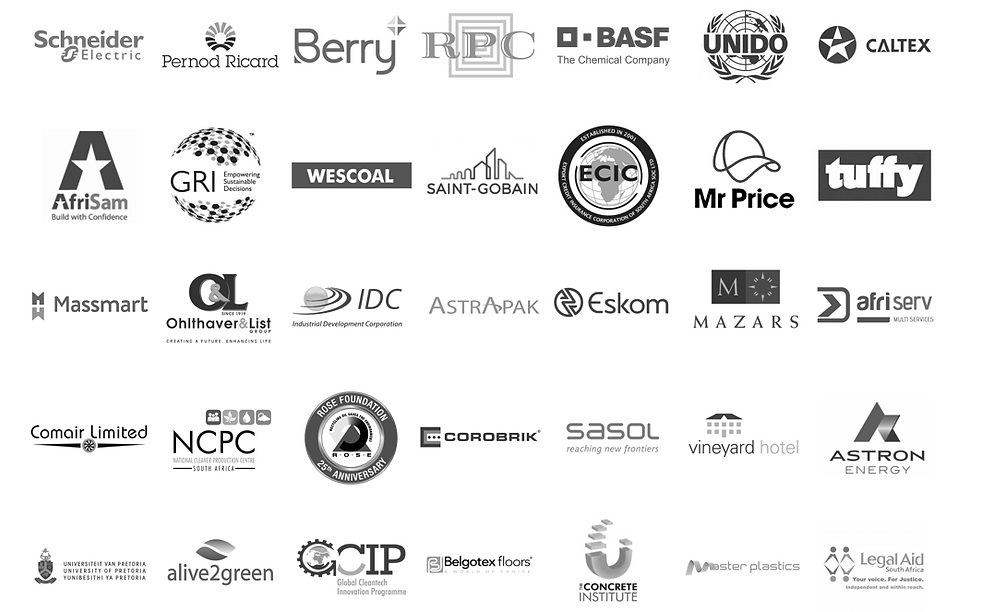 GSA Customer Logos - Image as at July 20