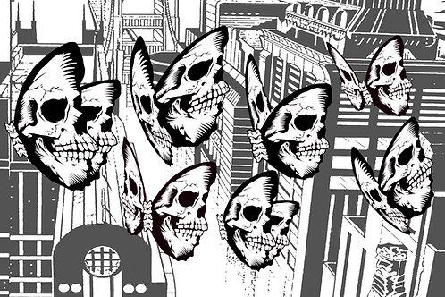 Rich Simmons - Skullerfly City