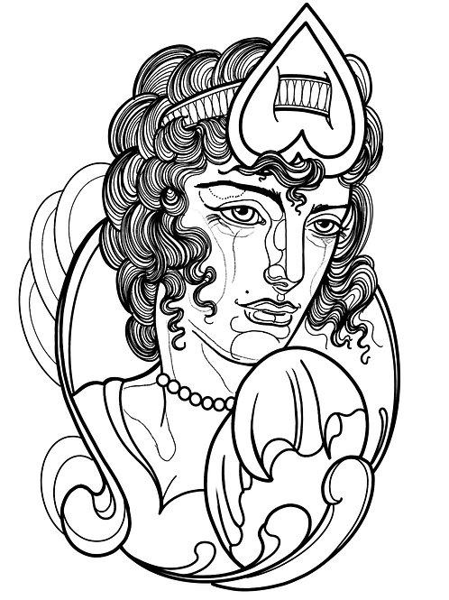 Little Hell - Tattoo Woman