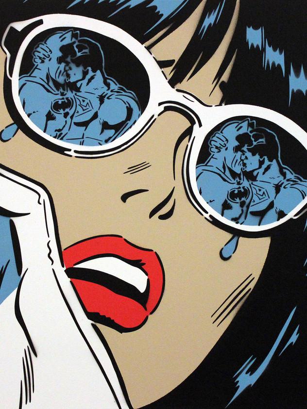 """REFLEXIONES DE 40 """"X 30"""""""
