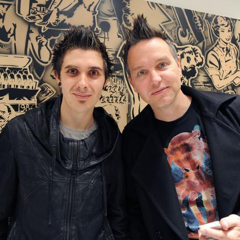 MEET BLINK 182'S FAVOURITE ARTIST