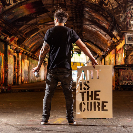 Welcome to the new Art Is The Cure website!