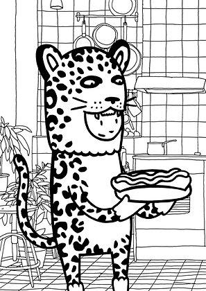Kid Acne - Jaguar Hot Dog