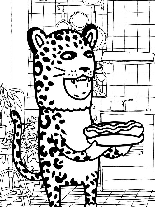 Kid Acne - Jaguar Hot Dog