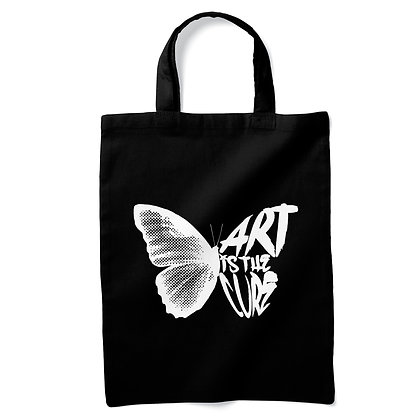 AITC Butterfly Tote Bag