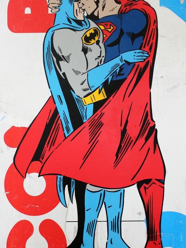 슈퍼맨 batman.jpg 키스