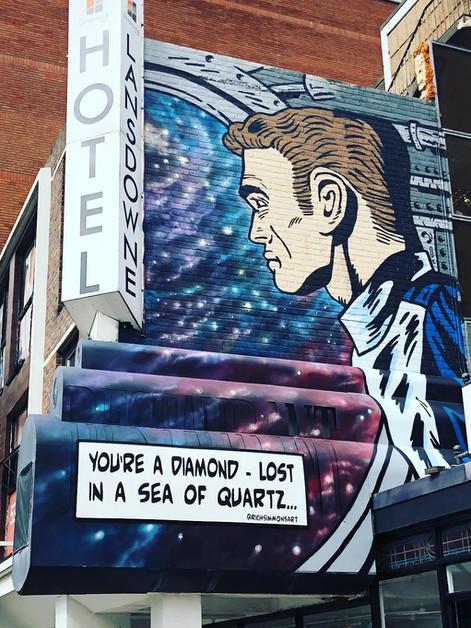 YOU'RE A DIAMOND - LOST IN A SEA OF QUARTZ