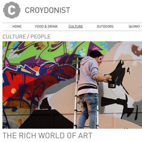 THE RICH WORLD OF ART