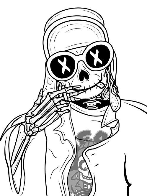 Dead Format Music Club - Smiley Kurt