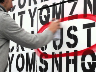 WORDSEARCH STREET ART