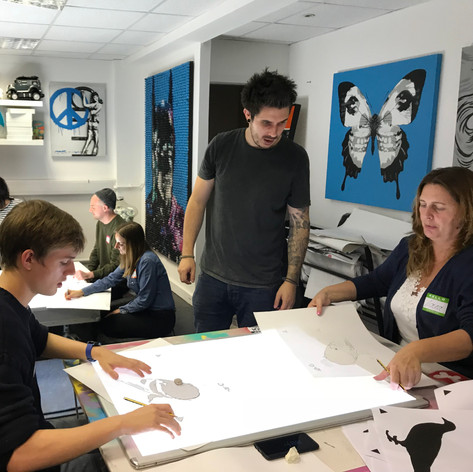 Run a workshop with us