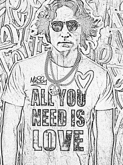 Mr Sly - John Lennon