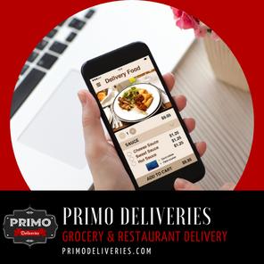 primo deliveries