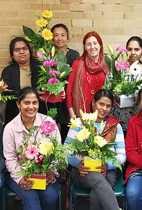 Floristry Course June 2017 Toongabbie