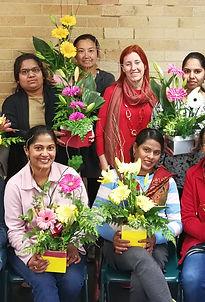 Floristry Course June 2017 Toongabbie