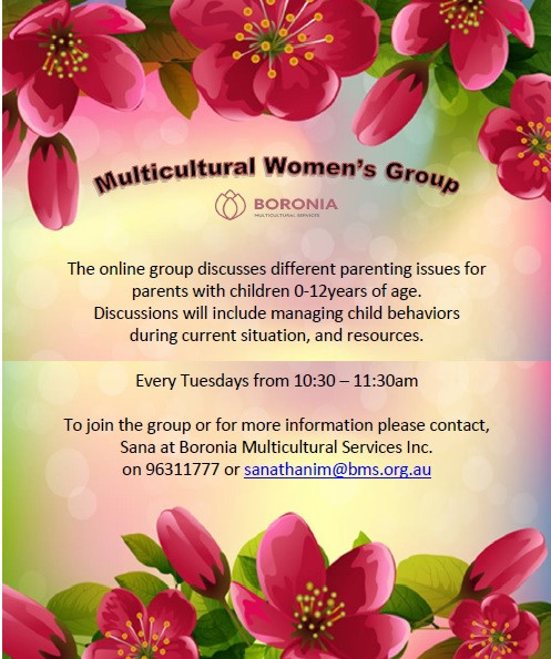Multicultural Women's Group