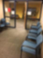 Pearson Vue Testing Center Lobby