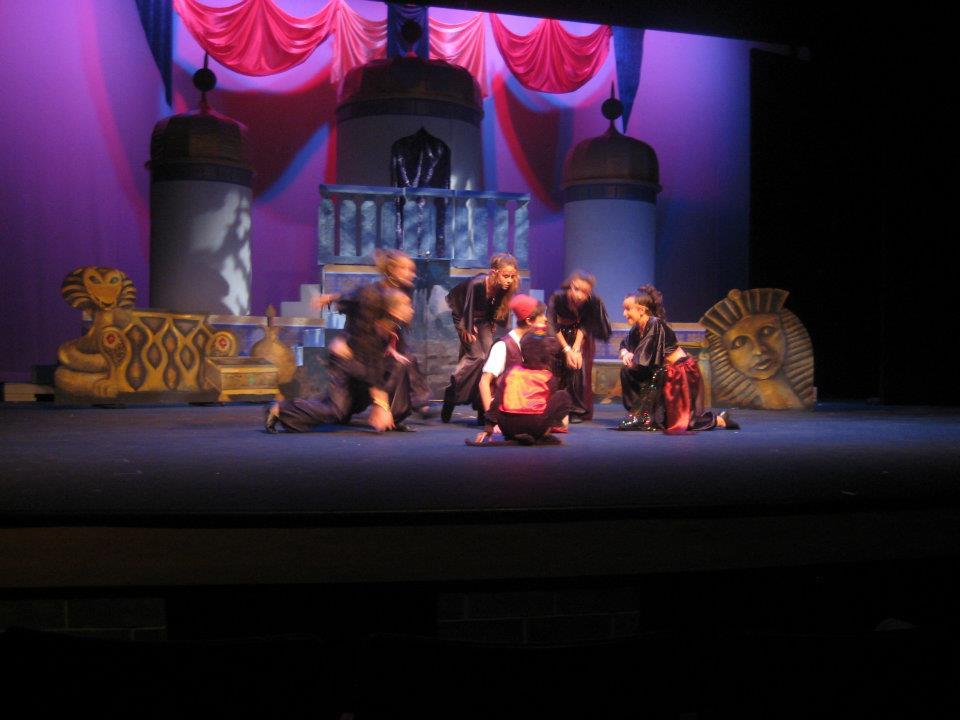 Aladdin, 2009