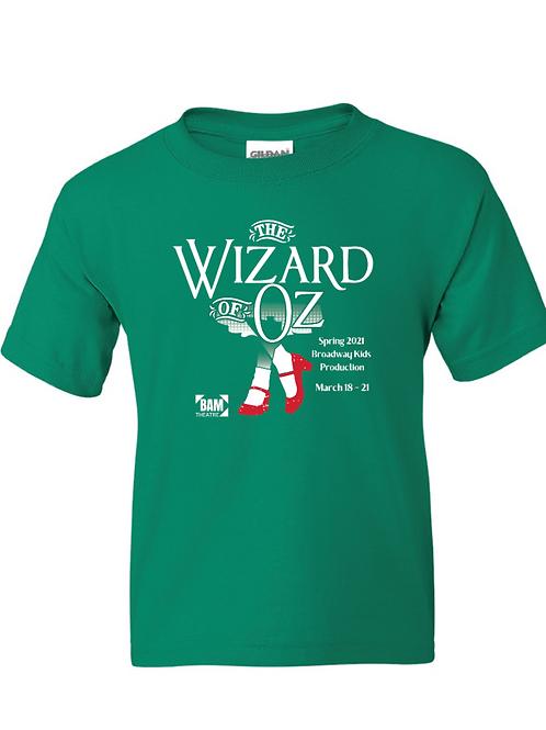 Wizard of Oz Show Shirt!