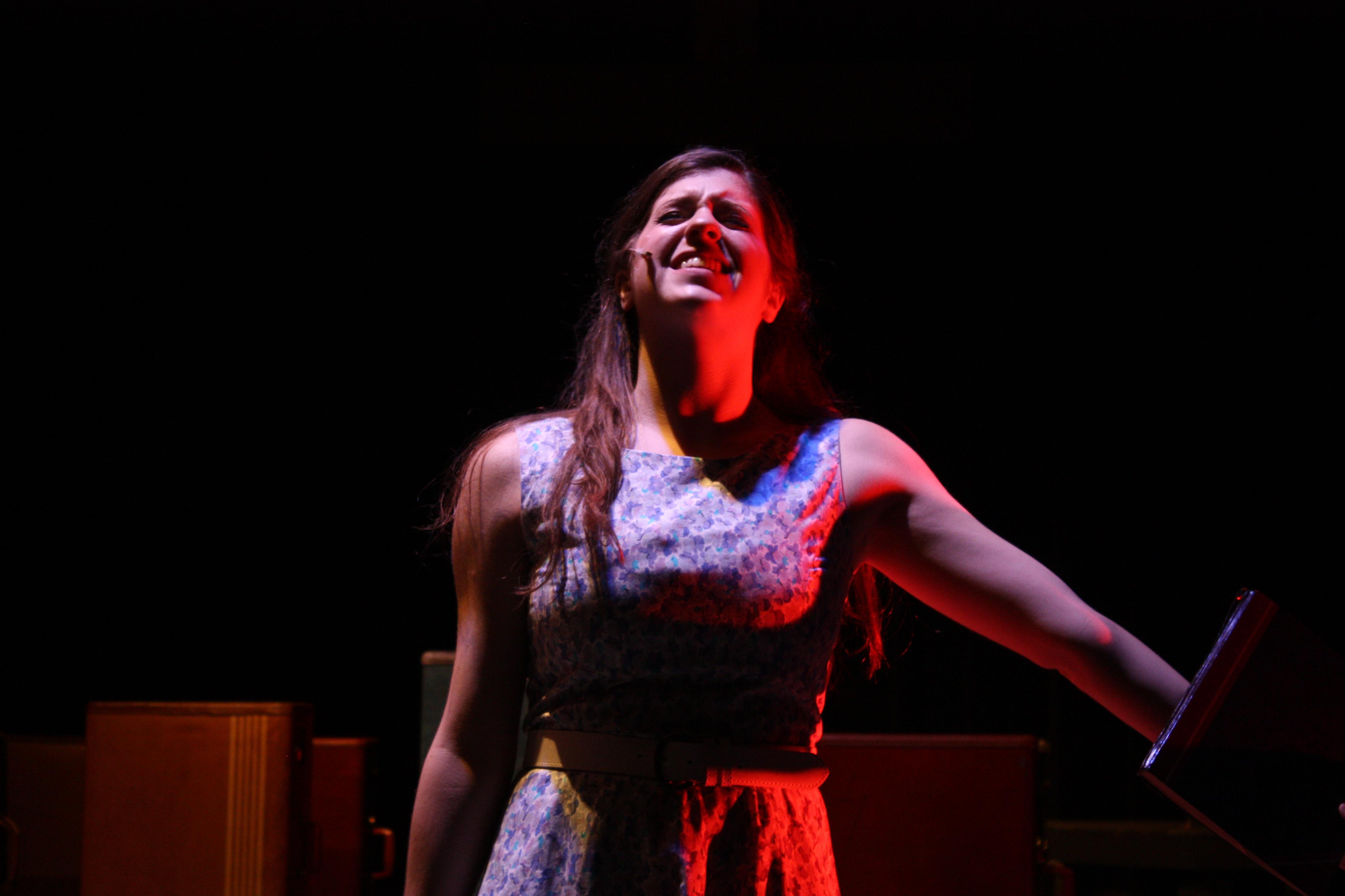 Violet, 2011