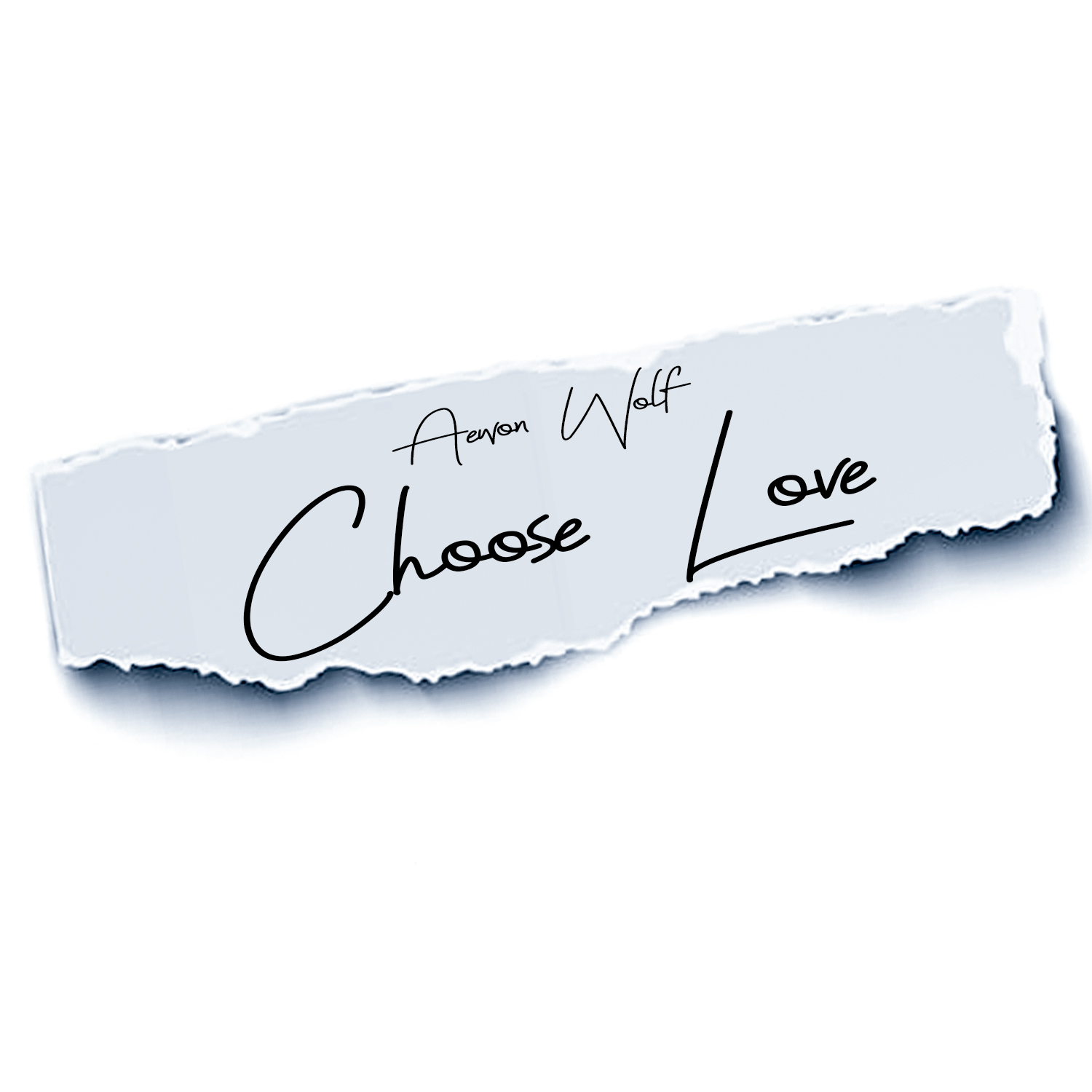 CHOOSE LOVE MIXTAPE COVER