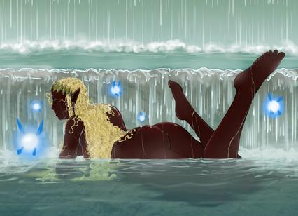 Zelda's Fountain