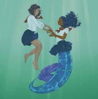 My Best Friend's a Mermaid