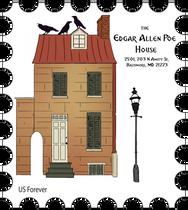 The Edgar Allen Poe House