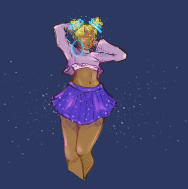 Astro_Girl Challenge