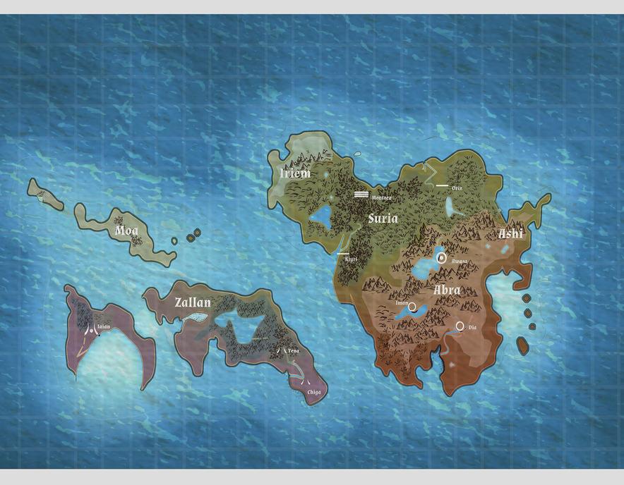 The World of Ydora