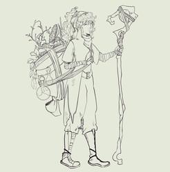 Merchant Witch