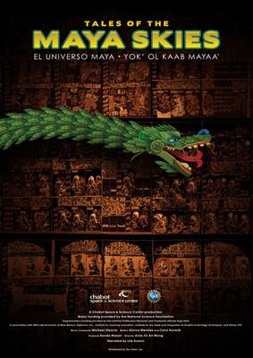 Tales of the Maya Skies