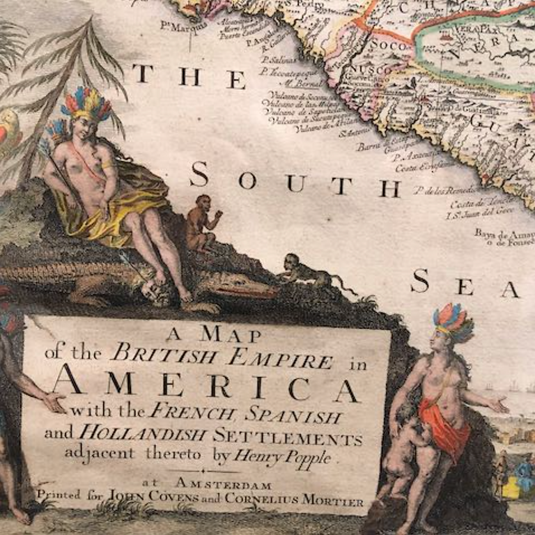Member's Opening Reception: Five Centuries of Mexican Maps