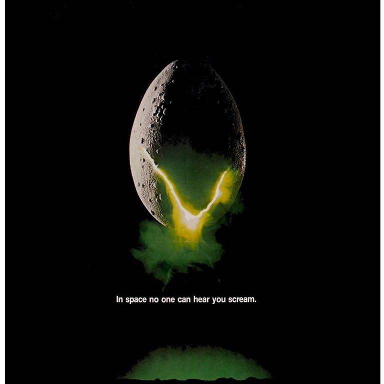 Sci-Friday — Alien (R)