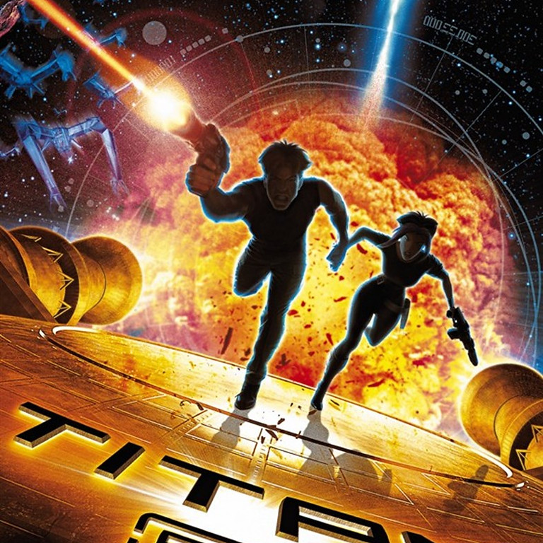 Sci-Friday — Titan A.E.