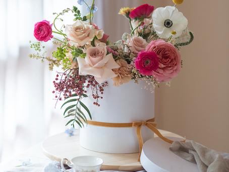 Cuidados para nuestros arreglos con espuma floral.