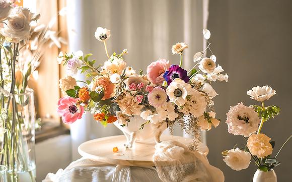 Bodegones florales