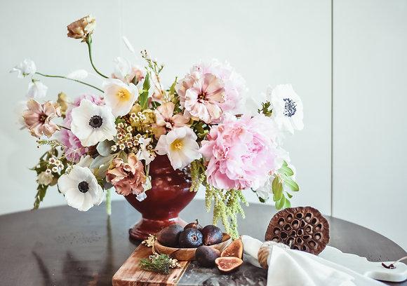 Taller floral 1:1 - Presencial - 1 día