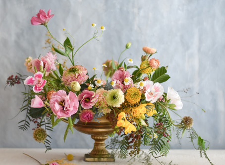 Cuidados para nuestros bodegones y arreglos florales.
