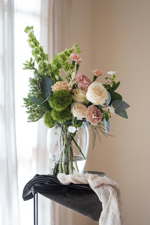 Bouquet Esperanza + Florero