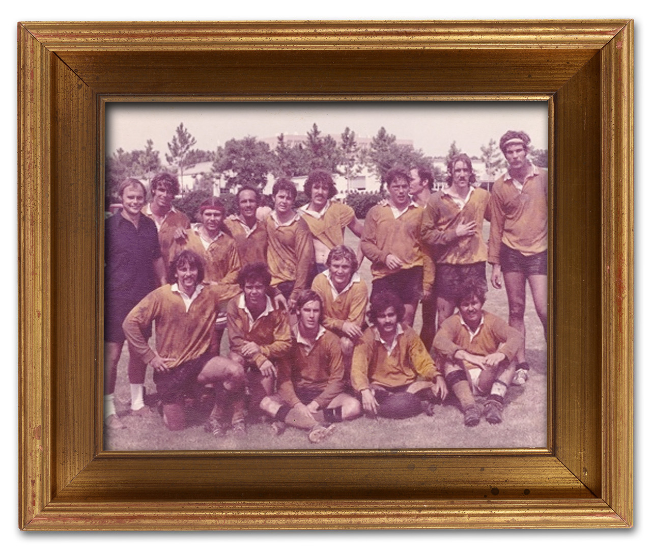 "First NORFC match versus LSU ""B"" Side, September 15, 1973"