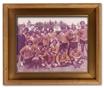 First NORFC Match 1973