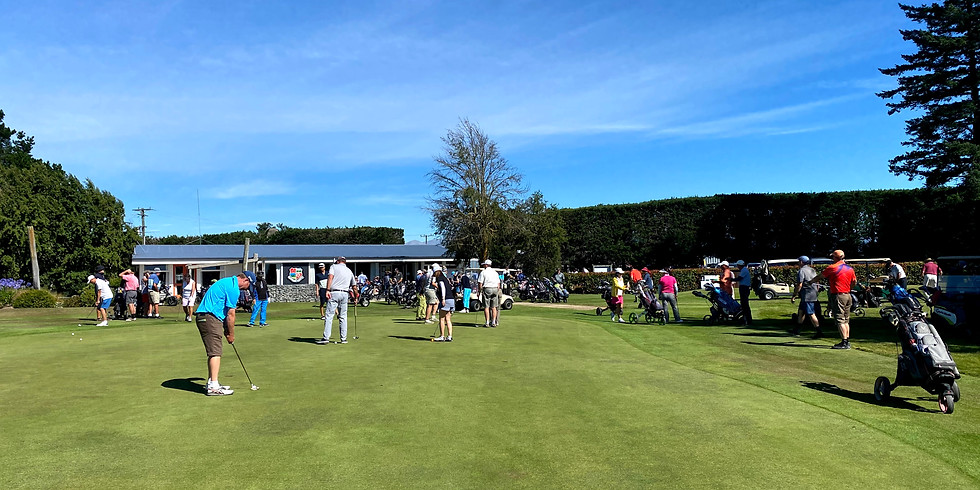 The Annual Lions Club Golf Event